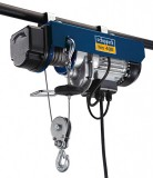 SCHEPPACH HRS 400 kg Lanový navijak elektrický