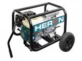 Èerpadlo kalové HERON EMPH 80 W s benz. motorom 1300l/min