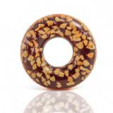 Kruh plavecký Intex 56262 Èokoládový donut 114 cm