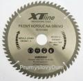 210x30mm 60 zubov Pílový kotúè XTline