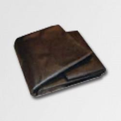 Netkaná textília 1,6x10m èierna 50g/sqm 45551