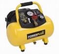 Powerplus POWX1723 Kompresor prenosný 1100W 12L 10bar