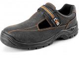 Obuv sandál CXS STONE NEFRIT S1, èierny