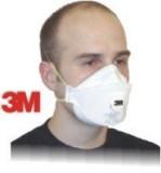 Respirátor 3M s výdech.vent 9322 FFP2 /2500-24