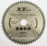 250x2,5x30/25,4, 20, 16mm 60zubov Pílový kotúè XTline