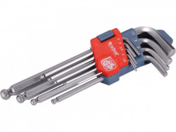 EXTOL PREMIUM 6609 imbusové k¾úèe 1,5-10mm 9ks
