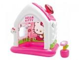 Domeèek Hello Kitty nafukovací