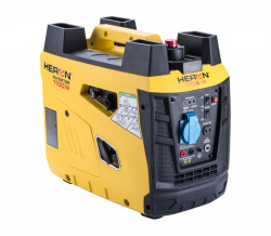 HERON 8896218 elektrocentrála digitálná invertorová 1,8HP/1,1kW