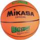 Lopta basketbal MIKASA 1159 oranžová vel. 6
