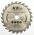 210x30 mm 24 zubov Pílový kotúè SŠ XTline