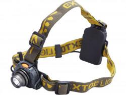 Èelovka 3W CREE XPE LED so senzorom EXTOL 43104