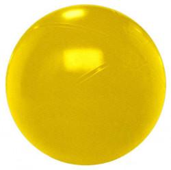 Gymnastická lopta 55cm EXTRA FITBALL 1302 žltý