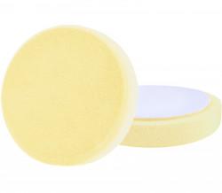 180x30mm kotúè leštiaci penový T80, žltý, suchý zips 150mm 8804508