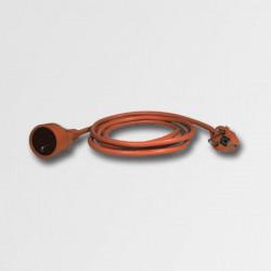 Predlžovací kábel 10m 230V 1 zás. KL29110