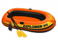 EXPLORER PRO 300 SET pre 2 osoby a die�a Èln oranžovo/žltý