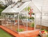 PALRAM HYBRID 6x12 skleník 370x185cm + DARÈEK
