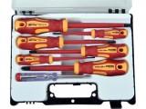 EXTOL 53087 skrutkovaèe elektrikárske sa skúš. 7ks
