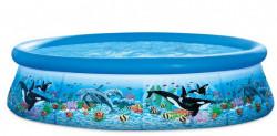 Bazén 366x76cm EASY OCEAN + FILTRACIA