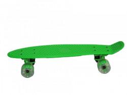 PENNYBOARD SUPER Skateboard 56x15cm zelený