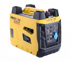 HERON 8896219 elektrocentrála digitálná invertorová 3,3HP/2kW
