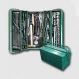 HONITON Montážna basa na náradie kovová vybavená 68 dielov HA106