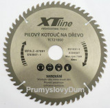 600x30 mm 60zubov Pílový kotúè SK plátky XTline