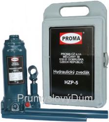 Hydraulický zdvihák 5 ton HZP-5 + kufrík