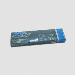 Bázické zváracie elektródy 2,5 mm 2,5kg XTline