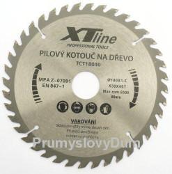 160x2,1x20 (16)mm XTline 48zubov Pílový kotúè SK plátky