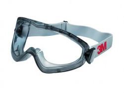Ochranné okuliare 3M 2890, uzavreté, èíry zorník