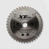 250x2,5x30/25,4, 20, 16mm 80 trapézových zubov Kotúè pílový XTline
