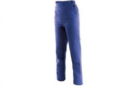 Pracovné nohavice dámske HELA MODRÁKY ve¾. 58 VÝPREDAJ