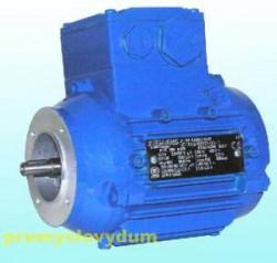 Elektromotor SIEMENS 120W 3 fázový 3x230V/3x400V, malá príruba