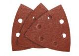 brúsny papier FDS-280, FTS-260K zr. 80 - 90x90x90