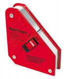 Magnetický uholník s vypínaèom 130x152mm 24kg