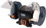 FERM FSMW-250/150 BGM1020 dvojkotúčová brúska + okuliare