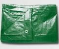 Plachta 10x15 m zelená 70g/m2