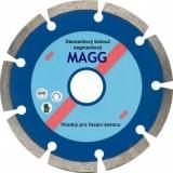 Diamantový kotúè 125mm MAGG segmentový