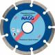 Diamantový kotúč 125mm MAGG segmentový