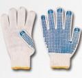 Rukavice textilné s PVC terèíkmi PLOVER JA132110/10