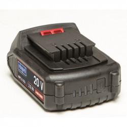 Batérie 20V 2Ah Li-ion Scheppach ABP2.0-20Li