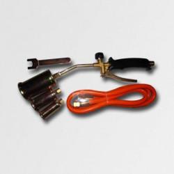 Opa¾ovací plynová súprava 3 nástavce 19,5KW hadica 1,5m PA23510