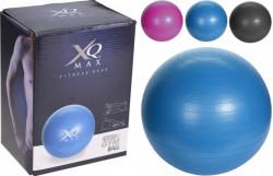 Gymnastická lopta XQ MAX YOGA BALL 55cm èierna