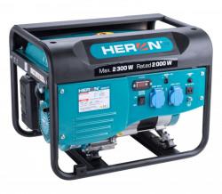 HERON 8896411 elektrocentrála benzínová 2,3kW/5,5HP