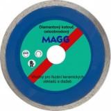 Diamantový kotúè 125mm MAGG plný