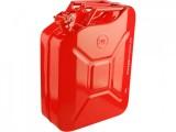 Kanister plechový 20l na benzín EXTOL 8863200