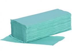 Papierové uteráky ZIK-ZAK, zelené
