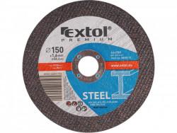 Rezný kotúè 115x1,6 EXTOL PREMIUM ocel