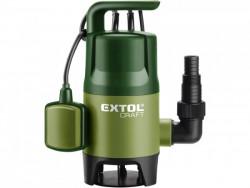 Èerpadlo 230V/400W Extol Craft 414122
