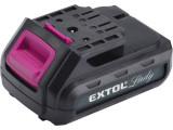 EXTOL LADY bateria 12V Li-ion 1,3Ah